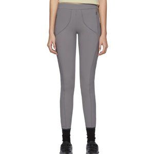 a-cold-wall* Grey Piping Leggings